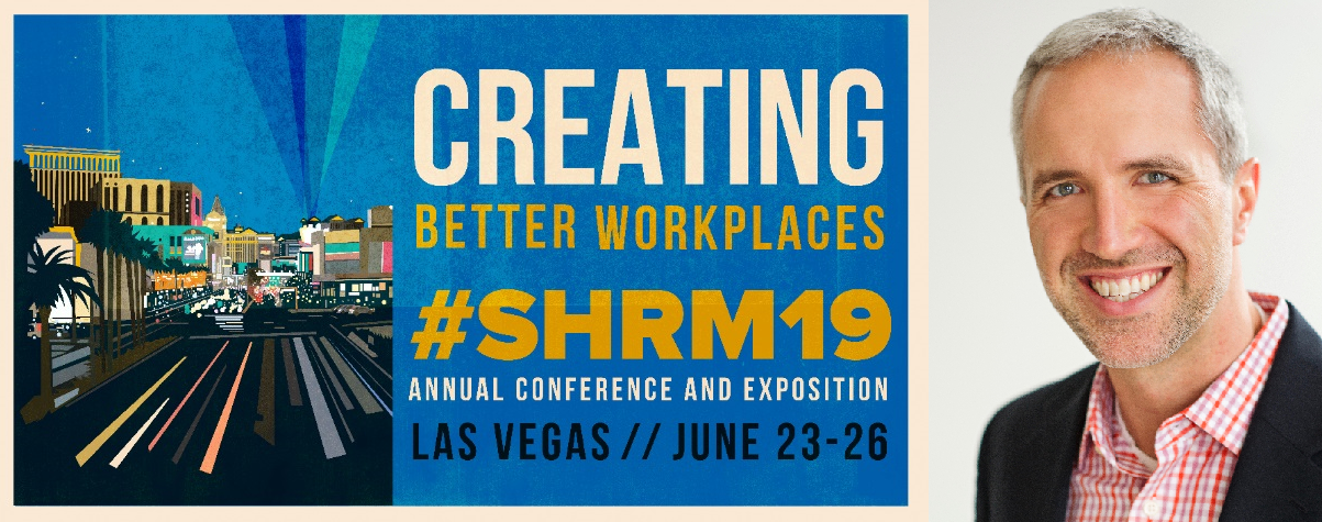 Network Life an Introvert! #SHRM19 Interview with Erich Kurschat | Blog.SHRM.org