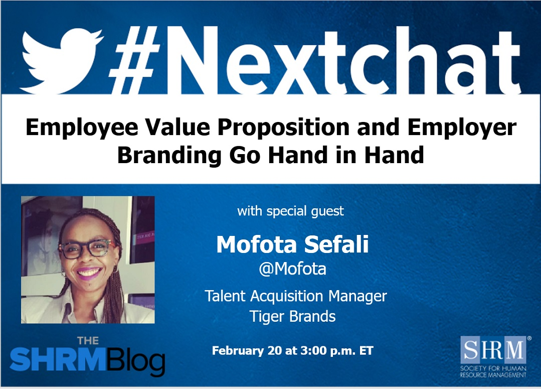 #Nextchat: Employee Value Proposition and Employer Branding Go Hand in Hand
