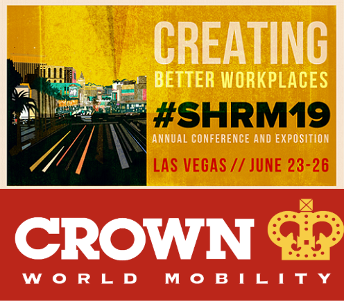 #SHRM19 Interview with Crown Mobility | Blog.SHRM.org