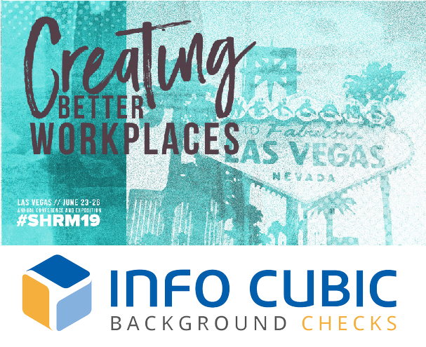 A #SHRM19 Interview with Info Cubic | Blog.SHRM.org