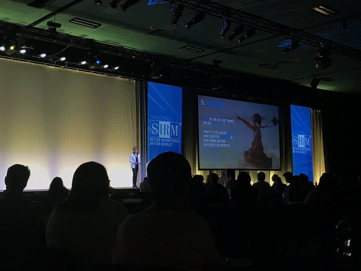 Delivering Happiness to #SHRM19 with Chief Happiness Officer Jenn Lim | Blog.SHRM.org