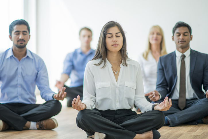How To Bring Meditation to the Workplace