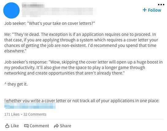 I Ve Read 1000 Cover Letters And This Is What Will Get You The Interview Blog Shrm Org