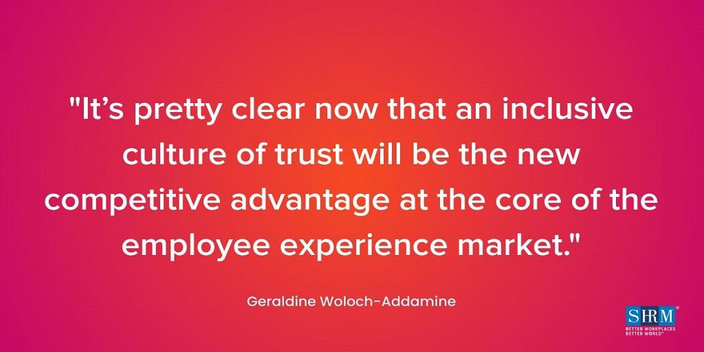 The Big Picture: Trust Is the New Employee Experience